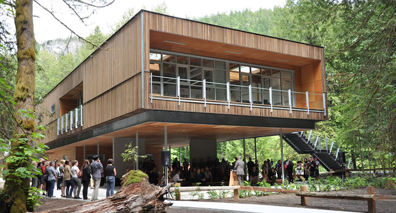 Cheakamus Centre Squamish