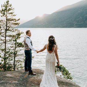 Wedding in Squamish